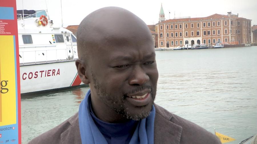Sir David Adjaye OBE RA – Ghanaian British architect
