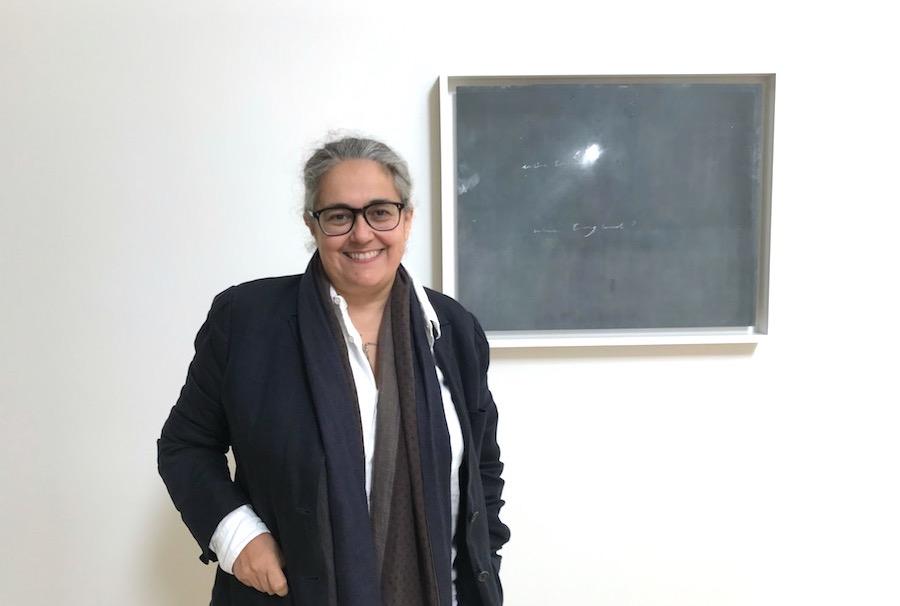 Tacita Dean - Artist, recipient of Robson Orr TenTen Award 2019