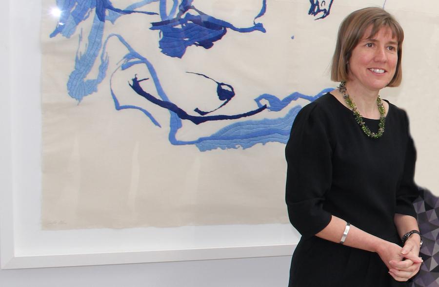 Victoria Pomery – Director of Turner Contemporary