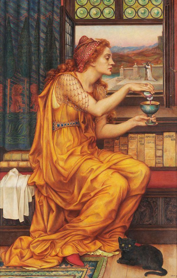 Evelyn De Morgan, women