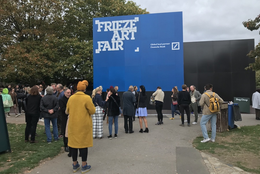 Frieze London British Art Fair international art Fair Guide Artlyst