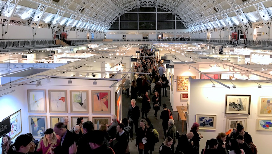 international art Fair Guide Artlyst
