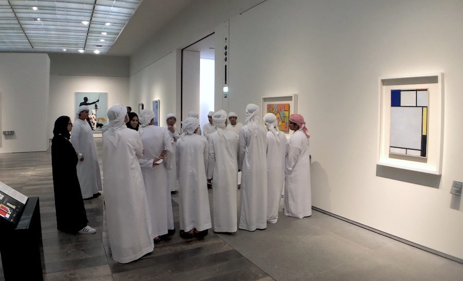 Abu Dhabi Art Artlyst 2020 International Art Fair Guide