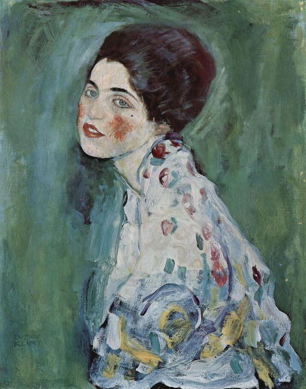Stolen Gustav Klimt