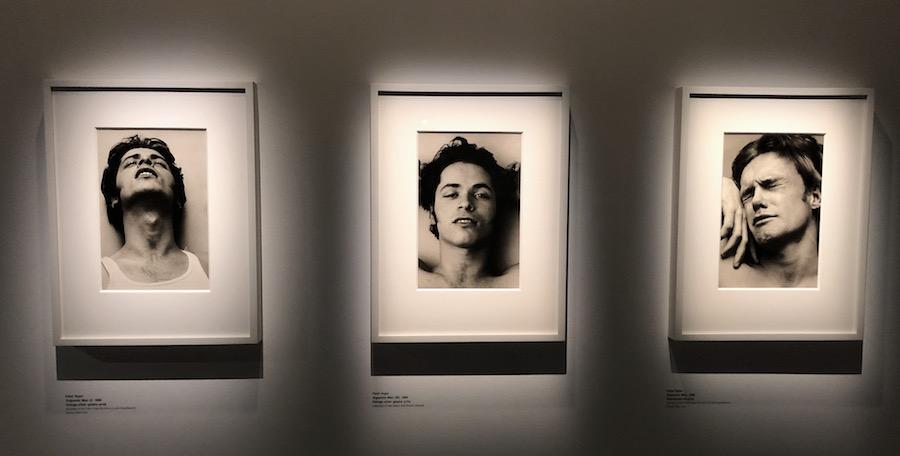 Peter Hujar Orgasmic Man 1969
