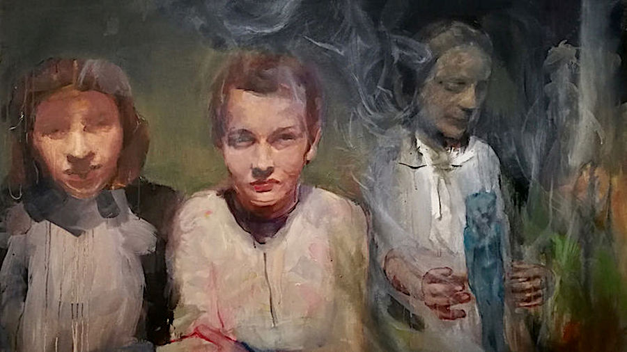 Geraldine Swayne | Annunciation