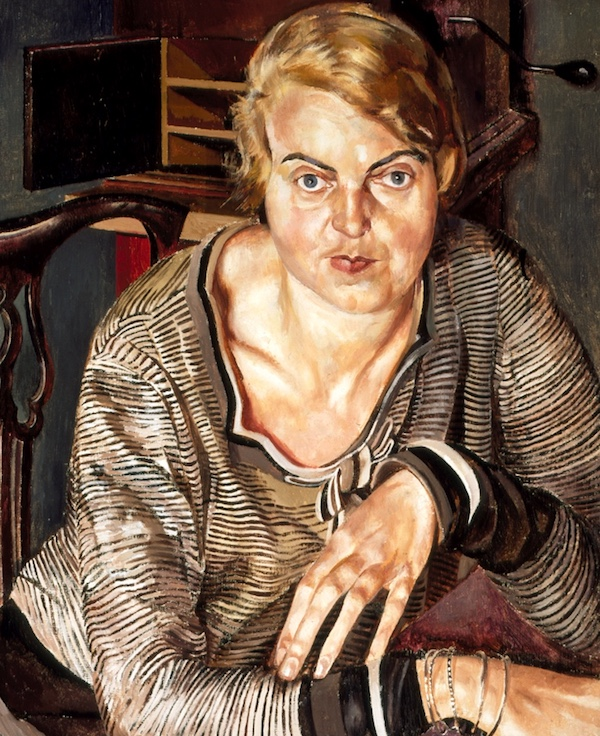 Stanley Spencer, Patricia Preece, 1933, Oil on canvas