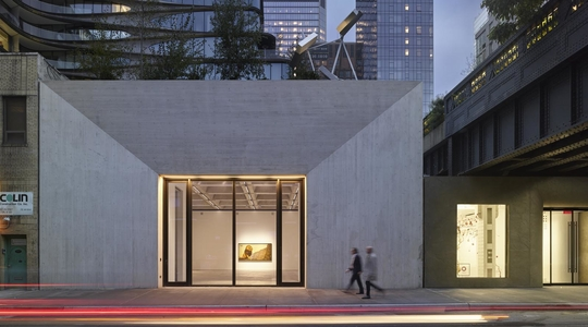 Paul Kasmin Chelsea Gallery