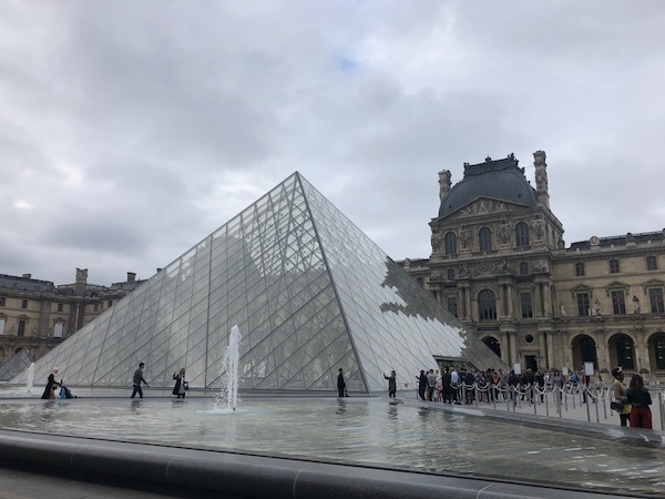Louvre Paris Photo © Artlyst