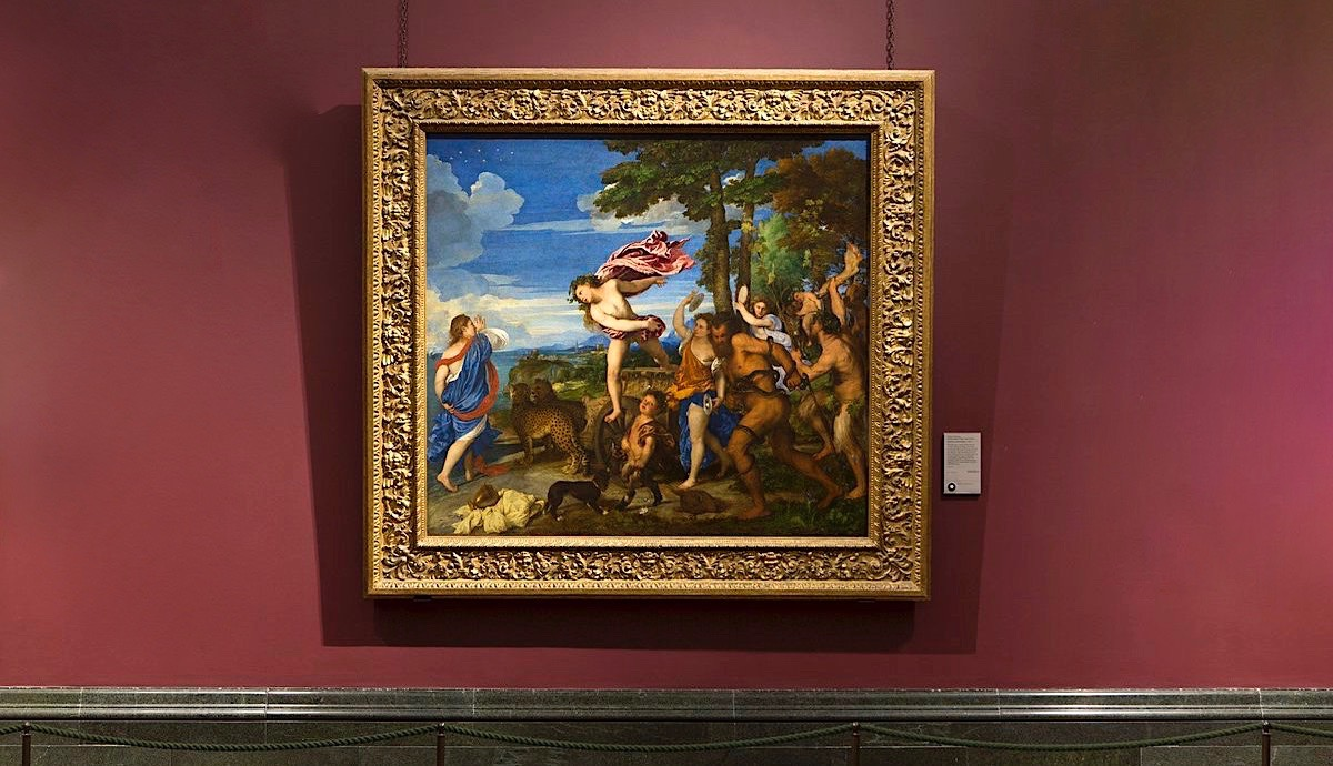 Titian : A Pity To Miss - National Gallery - Edward Lucie - Smith
