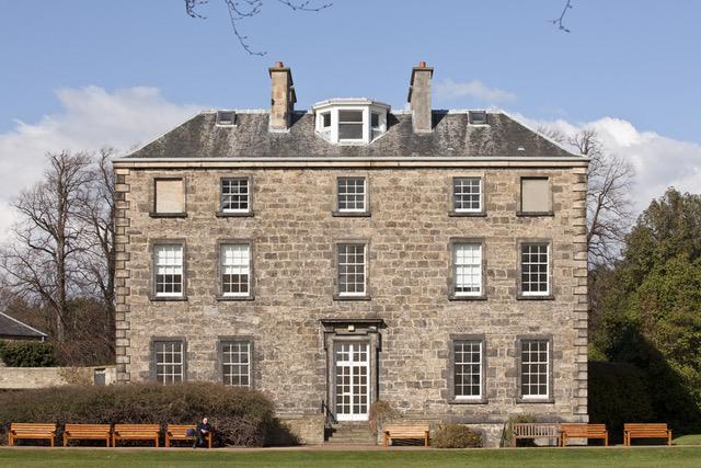 Outset Royal Botanic Garden Edinburgh