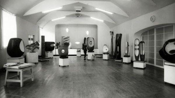 Hepworth's Studio grade 2 Listed