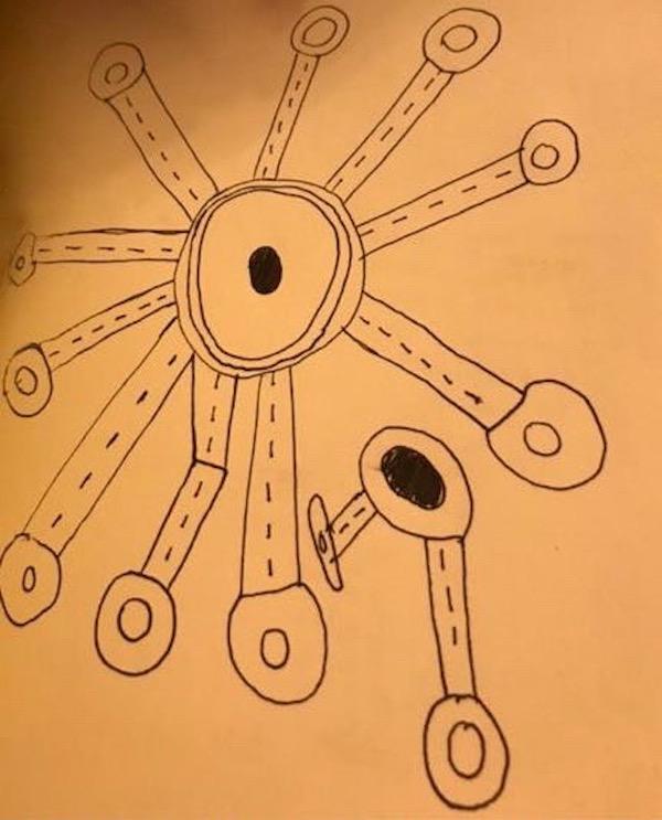 Covid Drawing