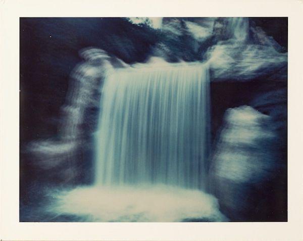 Wim Wenders, 'Waterfall, 1973