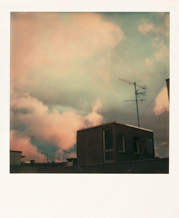 Wim Wenders, 'Cloud Nine, 1980