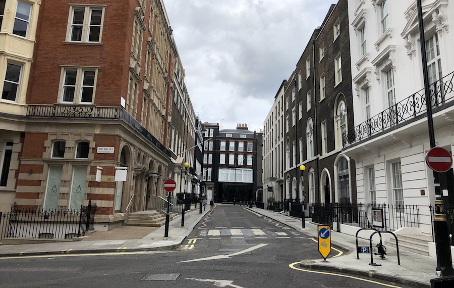London Galleries Reopen