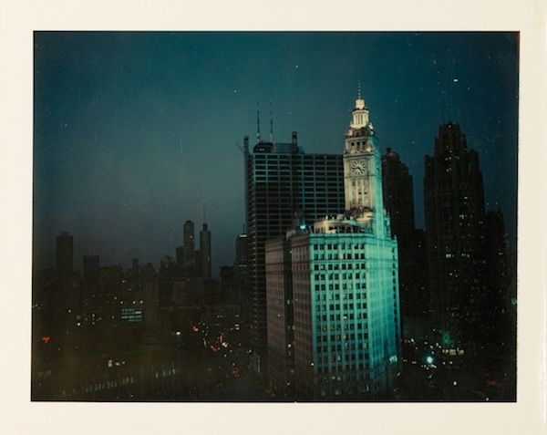 Wim Wenders, 'View from NY window, 1975