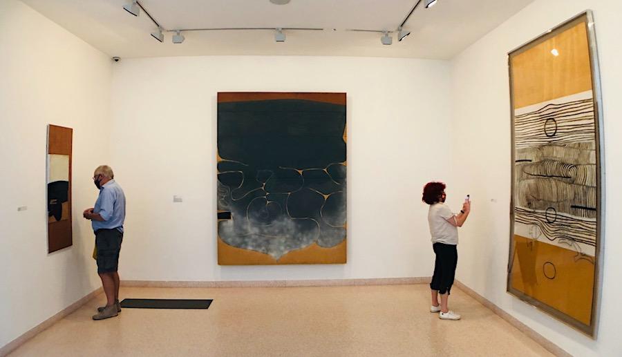Victor Pasmore Retrospective Hastings Contemporary