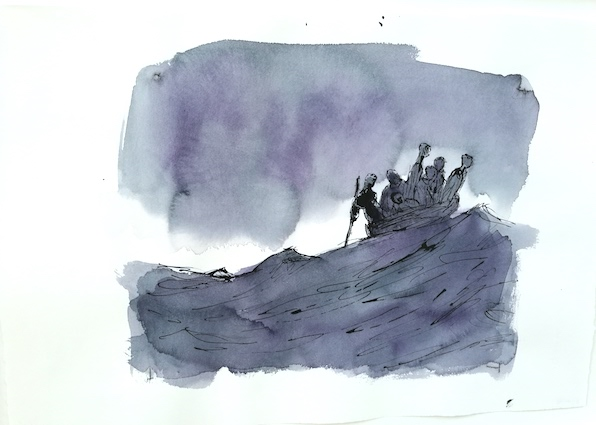Quentin Blake Hastings Contemporary