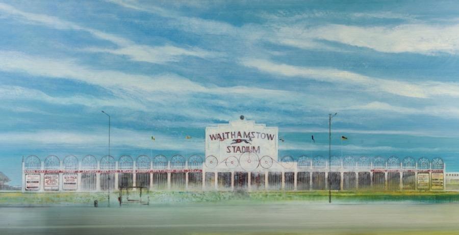 Jock McFadyen RA Popular Enclosure, 2005 – Significant Works – Sue Hubbard