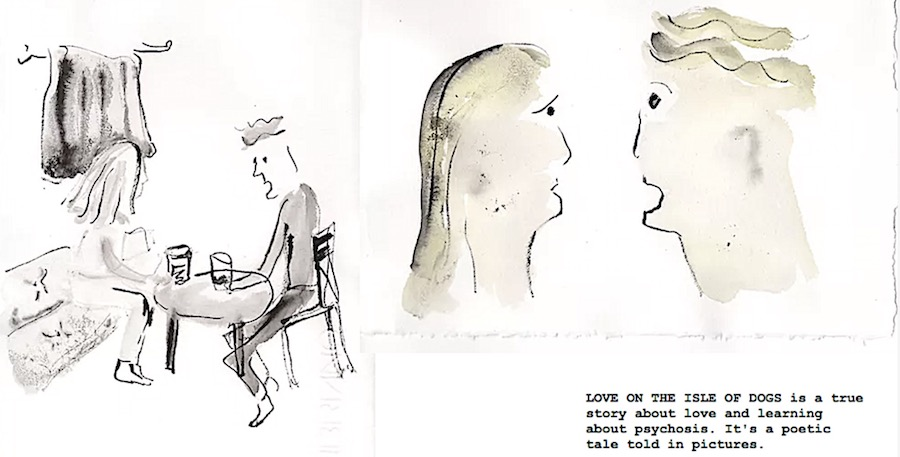 Jude Cowan Montague: Graphic Storytellers/Comic Creatives in Conversation with Pauline Sewards
