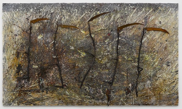 Anselm Kiefer feature in the annual Summer Exhibition at the Royal Academy,