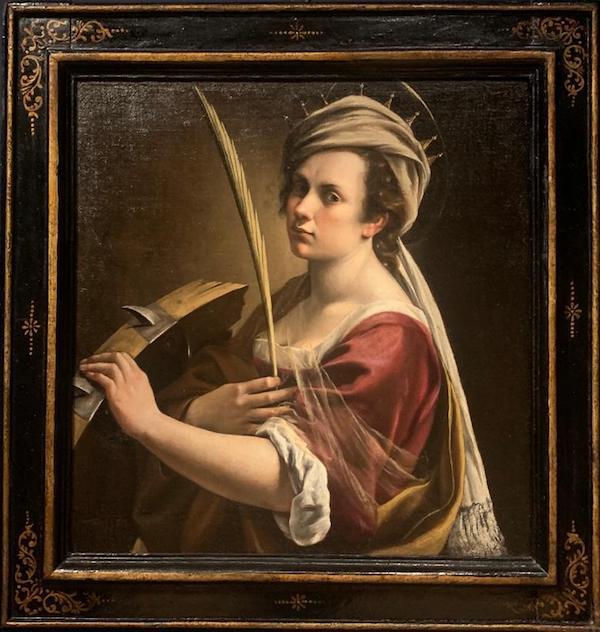 Artemisia Gentileschi National Gallery