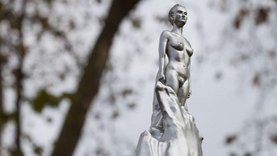 Maggi Hambling Statue Of Mother Of Feminism Mary Wollstonecraft