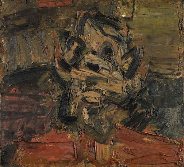 Auerbach - Head of Jym III - 1981