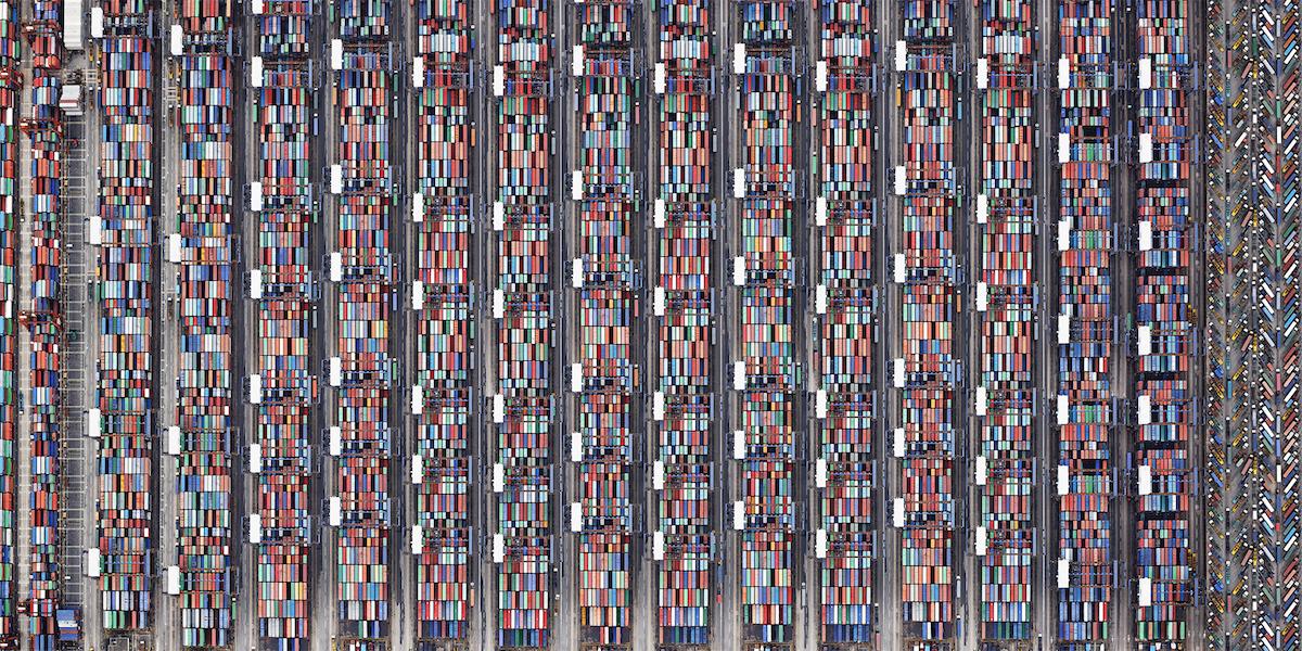 EXODUS IV - Hong Kong, China (2010) - Hong Kong, China (2010) by Marcus Lyon for EXODUS IV