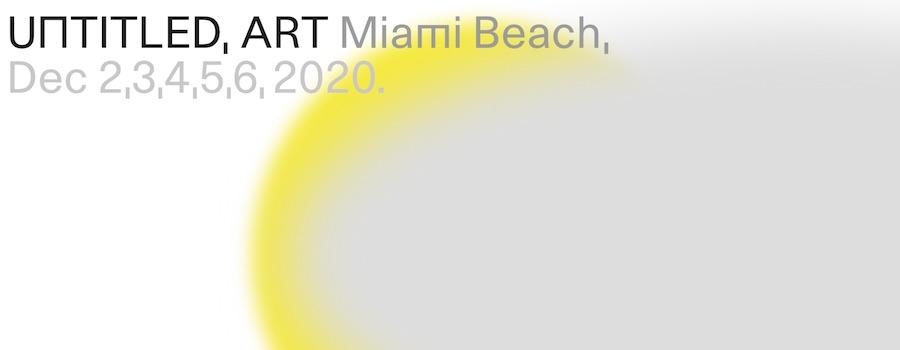 Untitled Art 2020