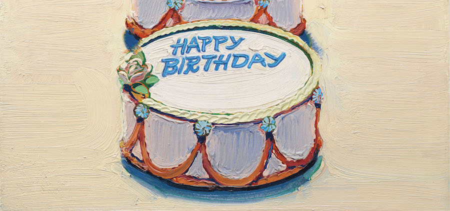 Wayne Thiebaud Celebrates 100 Years