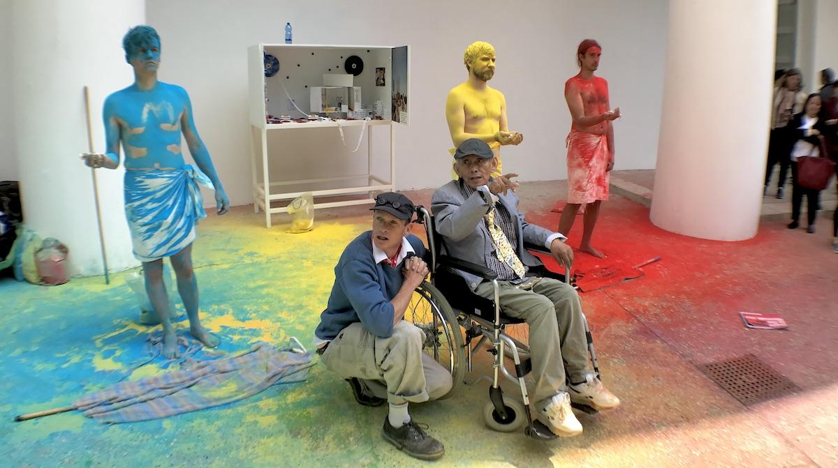 David Medalla Multidisciplinary Philippines Artist Dies Age 82