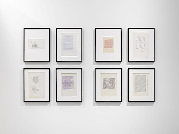 Dom Sylvester Houédard: tantric poetries, Lisson Gallery