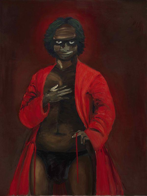 Lynette-Yiadom-Boakye,Tate Britain