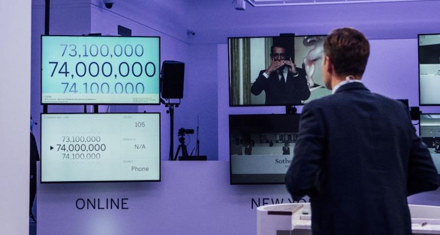 Sotheby's Sales 2020
