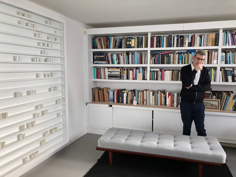 Edmund de Waal Gifts Library Of Exile To Mosul