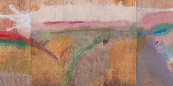 Helen Frankenthaler, Dulwich Picture Gallery