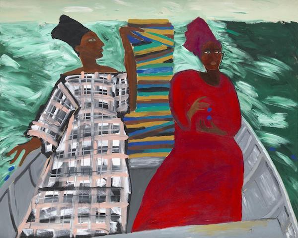 Lubaina Himid, Tate Modern