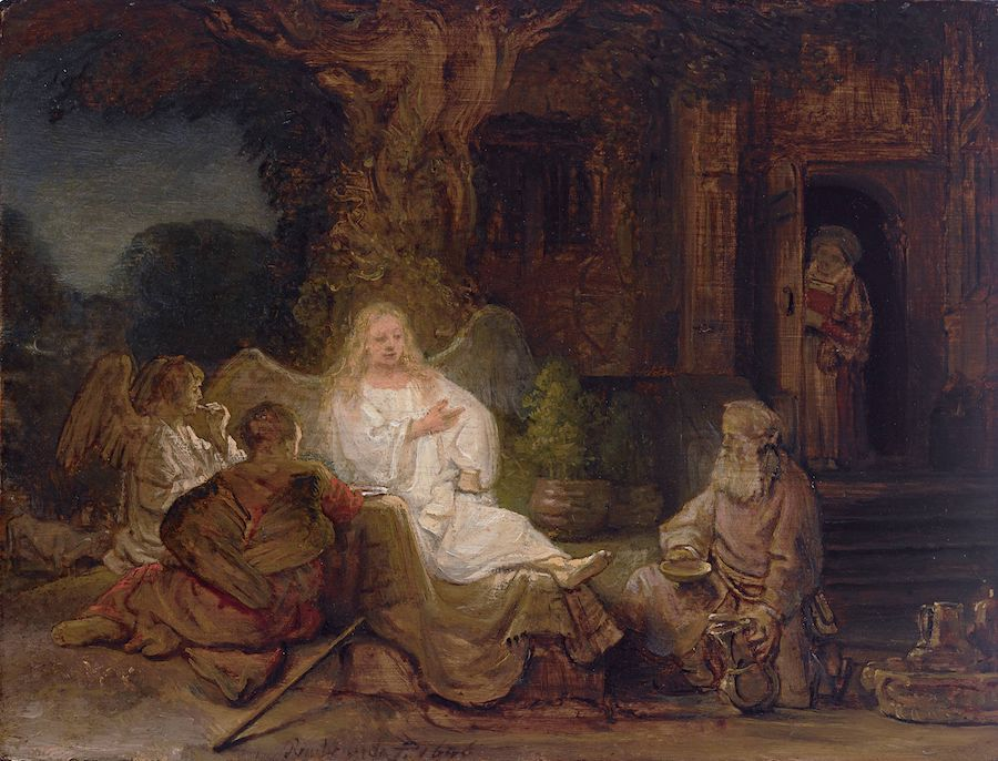 Rembrandt Withdrawn At Sotheby's