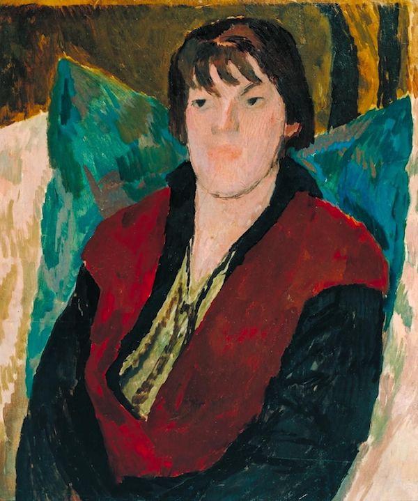Women Artists Helen Dudley, c1915, Vanessa Bell © Estate of Vanessa Bell
