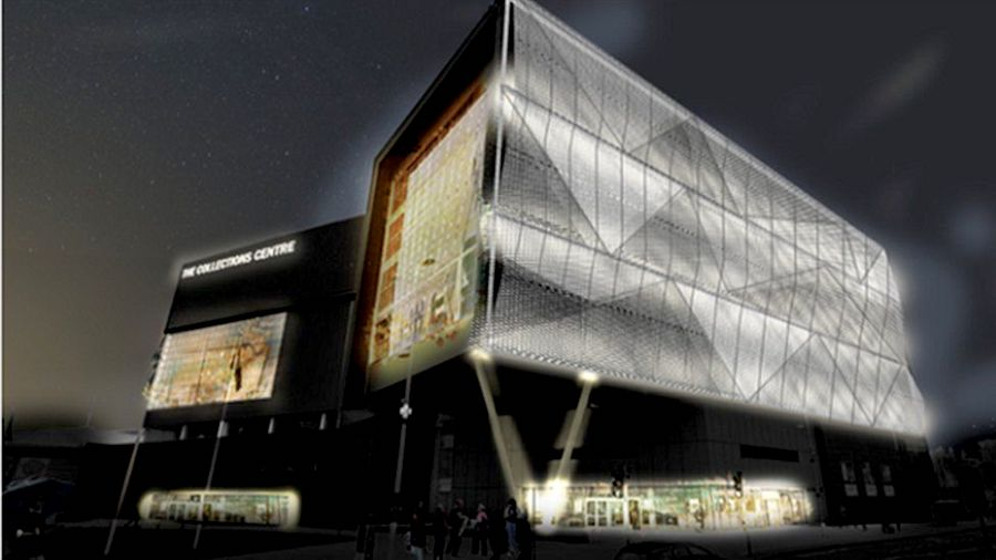Derelict IKEA To Become Coventry Arts Centre