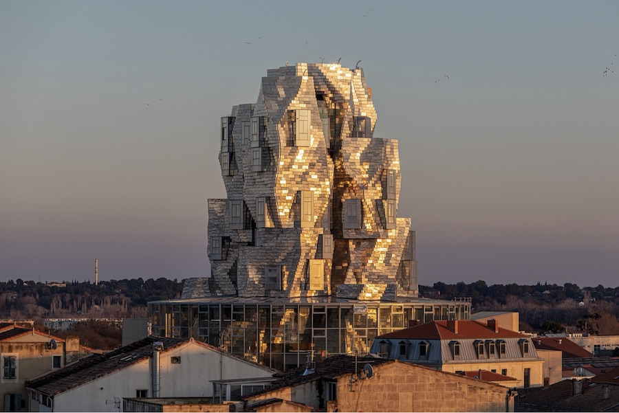 Luma Arles Creative Campus To Open In June