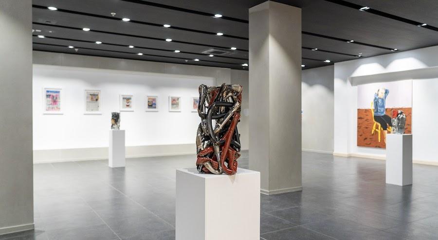 Stuart Semple Gallery Bournemouth