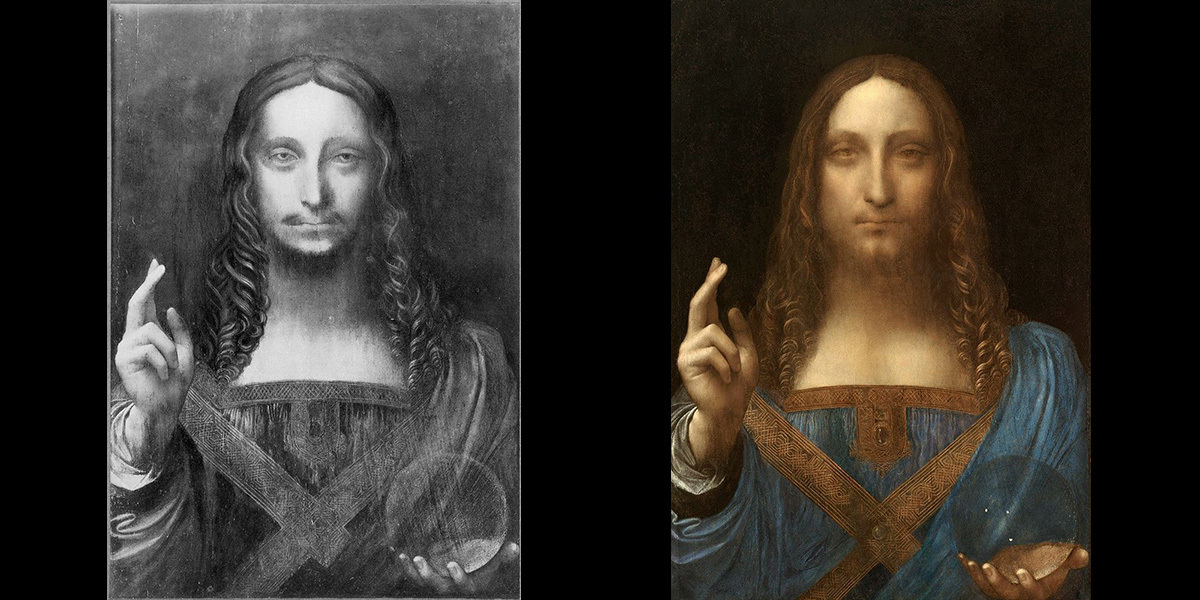 Why Saudi Arabia Refused To Loan The Louvre Da Vinci's Salvator Mundi
