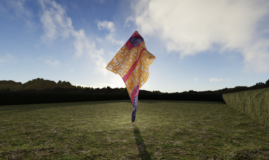 تطلق theVOV نظامًا بيئيًا جديدًا للفن الافتراضي