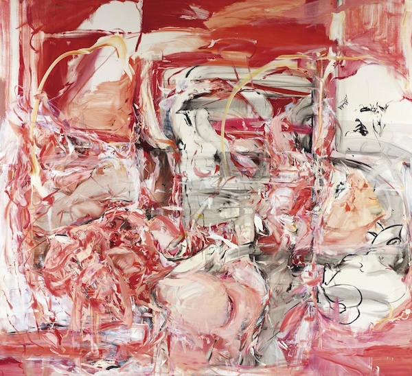Cecily Brown:The Girl Who Had Everything