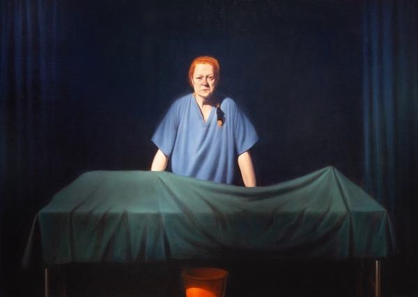 Ken Currie: Unknown Man