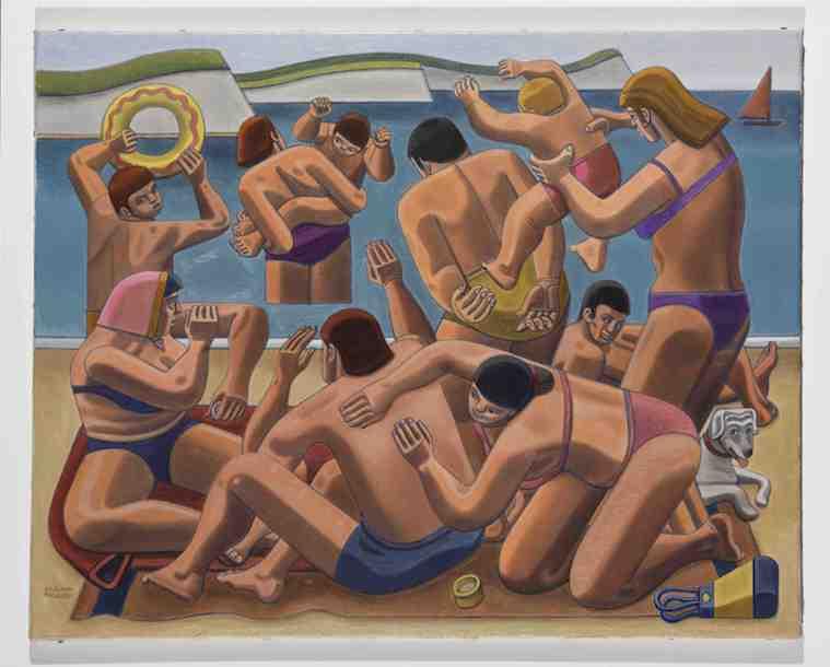 William Roberts, Seaside Modern, Hastings Contemporary