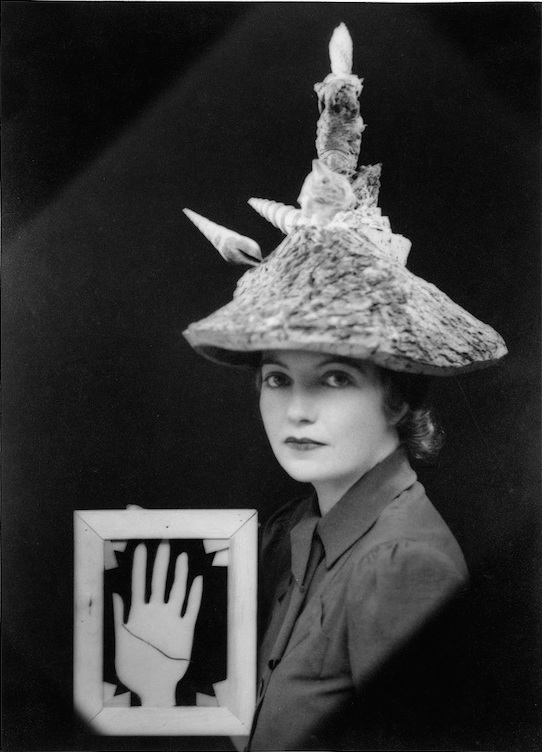 Eileen Agar ,Ceremonial Hat for Eating Bouillabaisse